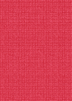 Color weave rouge, rood