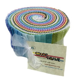 Pinwheel Color Weave