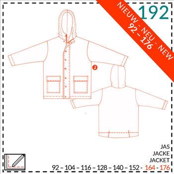 abacadabra patroon 0192