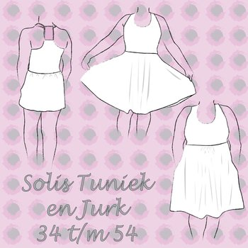 Solis tuniek en jurk DAMES