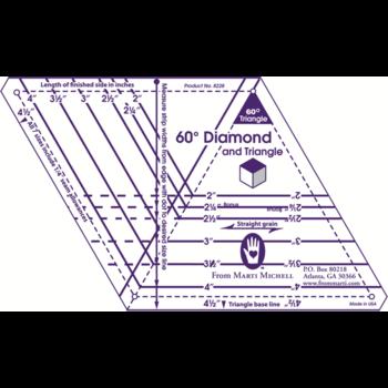 60-degree diamonds are forever