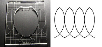 CBL-2x3HS continius border loops