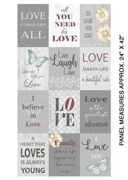 Paneel love