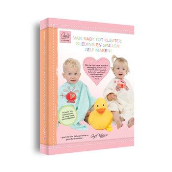 Boek babyuitzet zelf maken deel 2