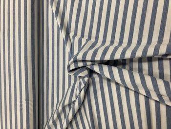 tricot melange met streep