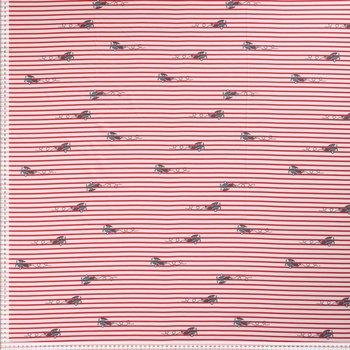 Tricot Sam plane stripe