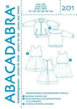 abacadabra patroon 201
