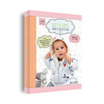 Boek babyuitzet zelf maken deel 3