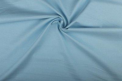 effen katoen blauw