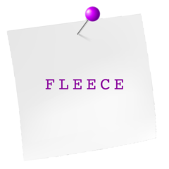 Fleece stoffen