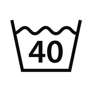 Afbeeldingsresultaat voor wassymbolen 30 graden