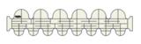 "CC1 Round Clamshells 1,5""x 0,75"" HS_"
