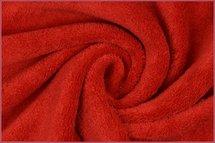 Wellness fleece rood 5019