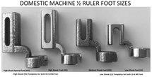 Westalee ruler foot