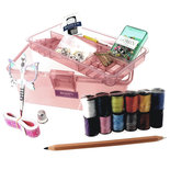 My first sewing tools box