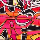 Graffiti Art Wall Paneel