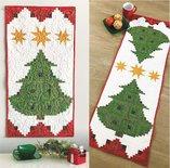 CLP Pine tree banner or table runner