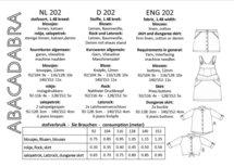 abacadabra patroon 202
