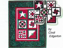 Holiday mini quilts and ornaments