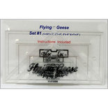 Flying Geese Square Up Ruler set