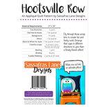 Hootsville Row Sassafras Lane Designs
