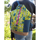 Bugsy Backpack Sassafras Lane Designs