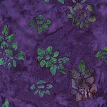 Bali Tropic Garden Small Flower Purple/Multi