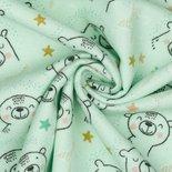 Flannel Sweet Bear