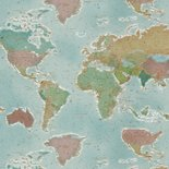 Canvas Digital Map