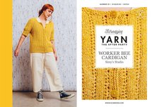 The after party 121 Worker Bee Cardigan