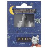 Assorted needles book CT 20, Bohin
