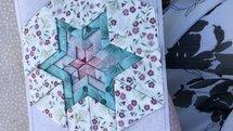 Workshop origami met stof