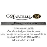 Martelli Skini-Mini Ruler 2