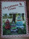 Kerstboom quilt patroon