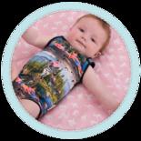 Boek babyuitzet zelf maken deel 1