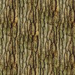 Bark Texture Light Moss, bruingroen