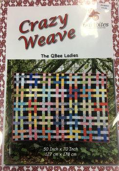 Creazy weave patroon