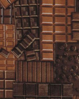 Chocolate Bar Chocolate, bruin
