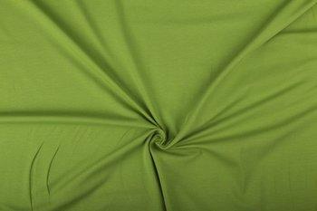 Tricot effen licht groen