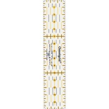 Liniaal 3 x 15 cm