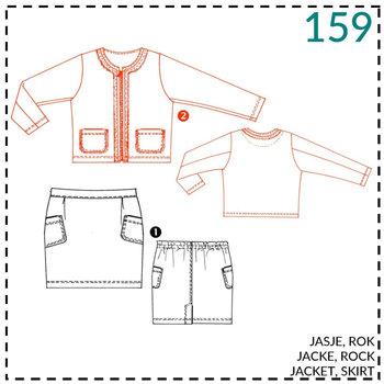 abacadabra patroon 0159