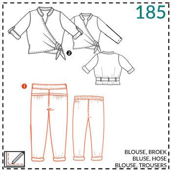 abacadabra patroon 0185