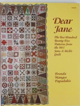 Dear Jane boek