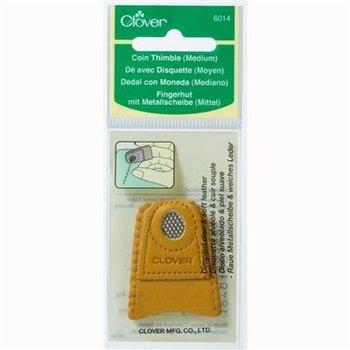 Clover vingerhoed coin