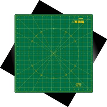 OLFA Rotating Rotary Mat 17inch