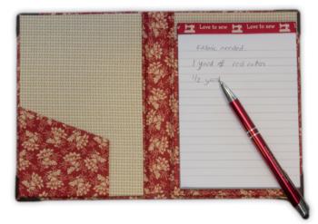 CWC03, Medium notebook maat A6