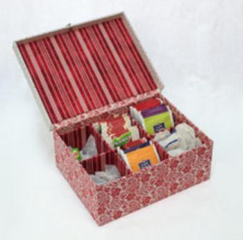 CWC21, Tea Box