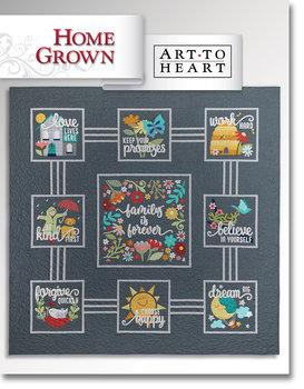 Home grown art